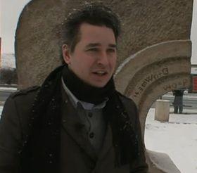Pavel Karous, photo: Czech Television