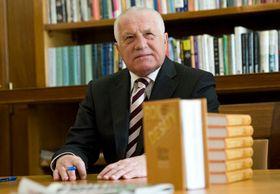 Václav Klaus, photo: Filip Jandourek
