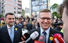 Pavel Bělobrádek, photo: ČTK