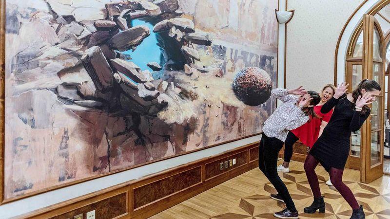 Photo: Illusion Art Museum Prague