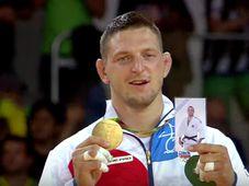 Lukáš Krpálek (Foto: YouTube Kanal Olympic)