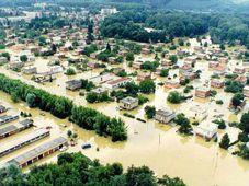 Flut von 1997