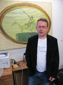 Jan Sotona, foto: autora