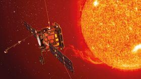 Solar Orbiter, source: ESA