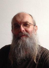 Karel Oliva, foto: Annette Kraus (Krausová)