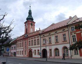 Town Hall, photo: Miloš Turek
