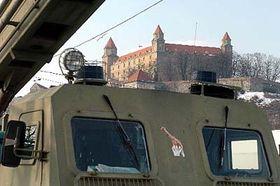 Bratislava, photo: CTK