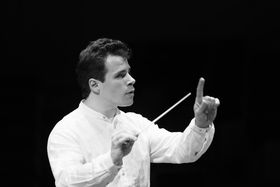 Jakub Hrůša, photo: London Philharmonia