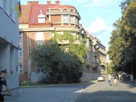 Tschechoslowakisches Viertel in Uschhorod (Foto: Till Janzer)