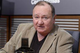 Vítězslav Jandák, foto: Khalil Baalbaki, archiv ČRo