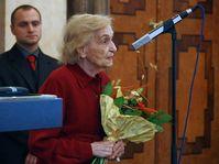 Olga Hrubá, photo: Barbora Kmentová