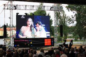 Opera Tosca en Praga. Foto: Noelia Rojo