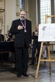 Tomáši Halíkovi byla vkvětnu udělena Templetonova cena, foto: isifa / Lumír Schulz