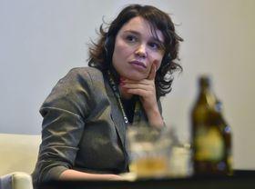 Zhanna Nemtsova, photo: CTK