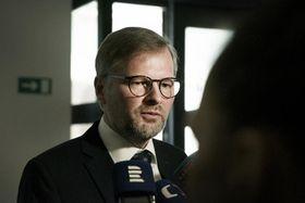Petr Fiala, foto: Michaela Danelová, archiv ČRo