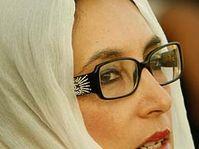 Bénazír Bhuttová, foto: ČTK