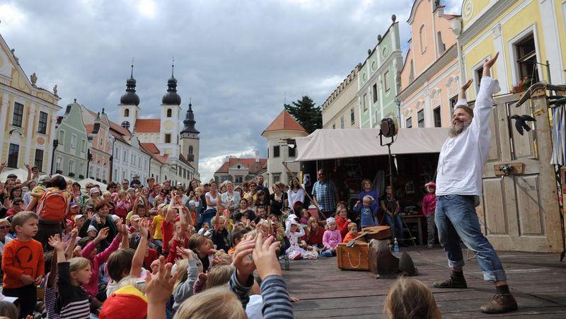 'Vacances à Telč', photo: Archives du festival Prázdniny v Telči