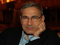 Orhan Pamuk, photo: Greg Salibian