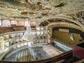 Rekonstrukce Státní opery, foto: archiv Národního divadla