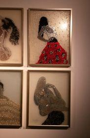 Z výstavy Aleny Kupčíkové, foto: Miroslav Krupička