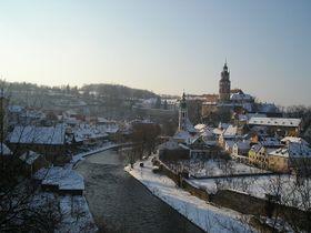 Чешский Крумлов, фото: Asahiko CC BY 4.0