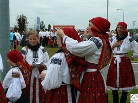 Folkloreensemble Šibalica (Foto: Archiv Veronika Provodovská)