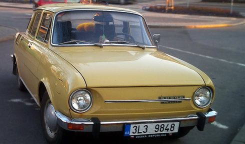 Škoda 100, photo: alofok, Wikimedia CC BY-SA 3.0