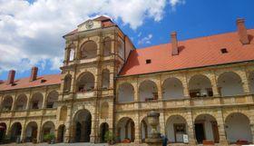 Moravská Třebová chateau, photo: Anton Kaimakov