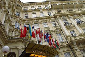 Hotel Pupp en Karlovy Vary, Foto ilustrativa: Kristýna Maková