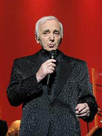 Charles Aznavour, photo: Mariusz Kubik, CC BY 3.0 Unported