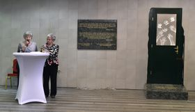 Церемония открытия памятника, Фото: ЧТК