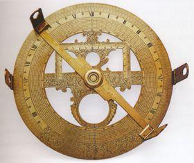 Geodetic astrolabe, photo: Milan Karásek