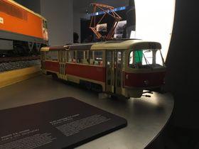 T-3 Tram, Photo: Tom McEnchroe