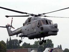 Le hélicoptère Westland Lynx, Photo d'archives CTK
