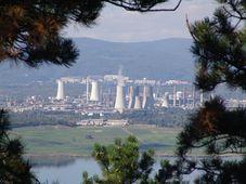 Chemiebetrieb Záluží bei Litvínov (Foto: Archiv des Tschechischen Rundfunks - Radio Praga)