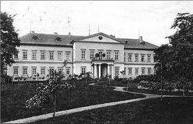 Heydrichs Schloss in Panenské Břežany (Foto: Archiv von Martin Hakauf