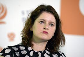 Jana Maláčová, foto: ČTK / Kateřina Šulová