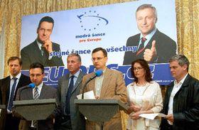El Partido Cívico Democrático, foto: CTK