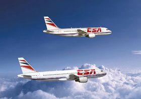 Los aviones Airbus, foto: CTK
