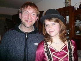 Vpravo Ester Lajkepová alias Manon