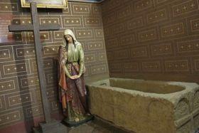 Sarcófago de San Longino, foto: Kristýna Maková