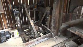 Pila přenesená zDolní Sloupnice, foto: YouTube