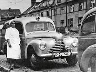 Photo: archive Czech Red Cross