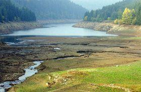 Letos chybí českým řekám arybníkům až polovina vody, foto: ČTK
