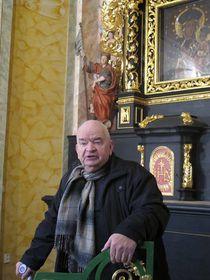 Vladimír Born (Foto: Martina Schneibergová)