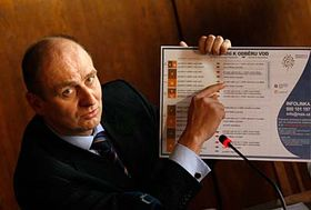 Landwirtschaftsminister Petr Gandalovic (Foto: CTK)