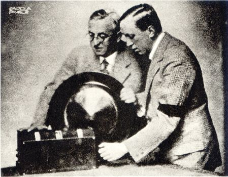 Josef Čapek s bratrem Karlem