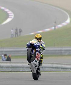 Valentino Rossi, photo: CTK