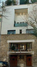 Maison Tristan Tzara à Paris