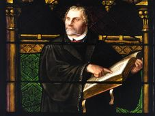 Martin Luther (Foto: Public Domain)
